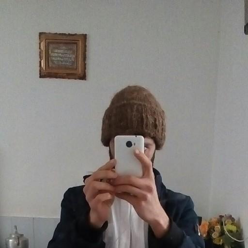 کلاه پشمی (پشم گوسفند )- باسلام