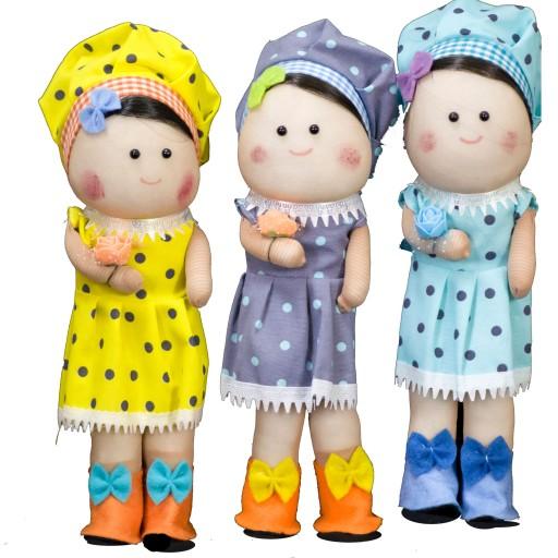 عروسک دختر روسی- باسلام