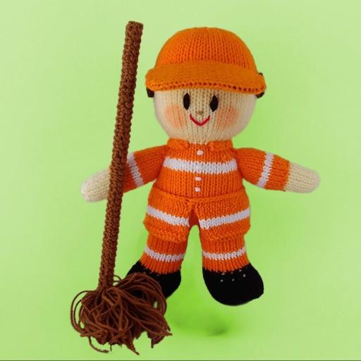 عروسک پاکبان- باسلام