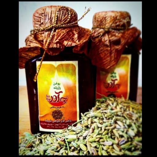 روغن بذر کتان به آور- باسلام