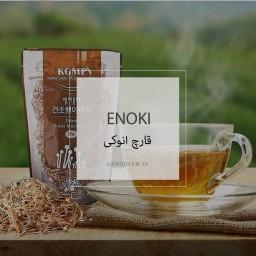 قارچ انوکی کره ای