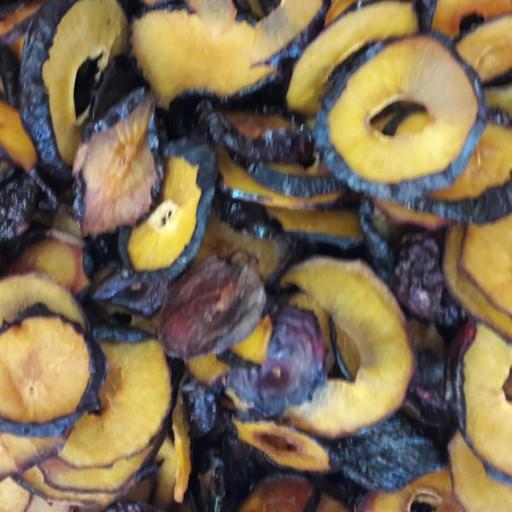 غرفهٔ میوه خشک میومن