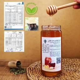 عسل کوهی.ممتاز.آویشن(تست.شده.در.آزمایشگاه)از.کندوهای🐝بست🍯هانی/📏متوسط|عسل.وحشی.گونه.تولید.شده.به.روش.خلوص.کامل