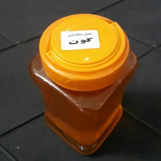 عسل طبیعی گون سبلان (مستقیم از زنبوردار) 1 کیلوگرمی- باسلام