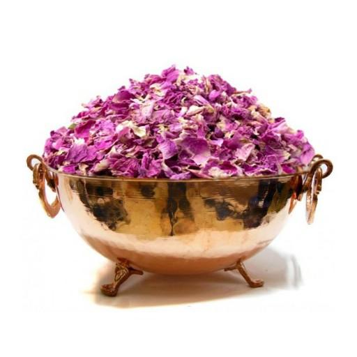 پر گل محمدی 75 گرمی وجیسنک - باسلام