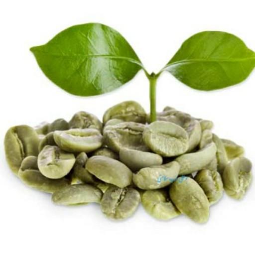 دانه قهوه سبز 150 گرمی وجیسنک- باسلام