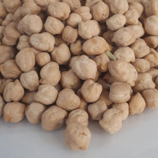 نخود دیم ارگانیک (پاک شده) طوبی- باسلام