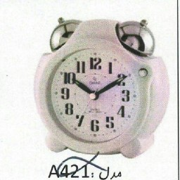 ساعت رومیزی زنگوله ای