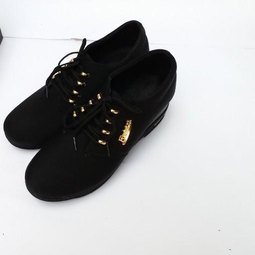 کفش زنانه لژ مخفی مدل بندی - باسلام