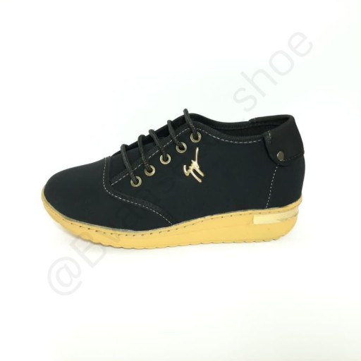 کفش نیم بوت زنانه مدل المپیک - باسلام