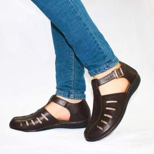 کفش زنانه تابستانی رویا 106 شهپر                                                   (کد محصول 939 - سایز 37 تا 41)- باسلام