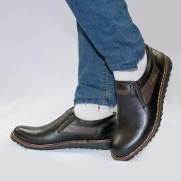 کفش پسرانه مجلسی مدل الوند                                                   (کد محصول: 439 - سایز 36 تا 40)
