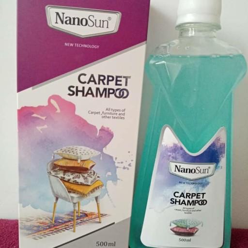 شامپو فرش و مبلمان،محافظت کننده قوی از رنگ و الیاف انواع فرش و مبل- باسلام