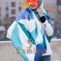 روسری ابریشم یونیک زنانه قواره 140