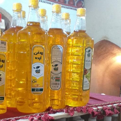 روغن ارده کنجد  2لیتری یزدان - باسلام