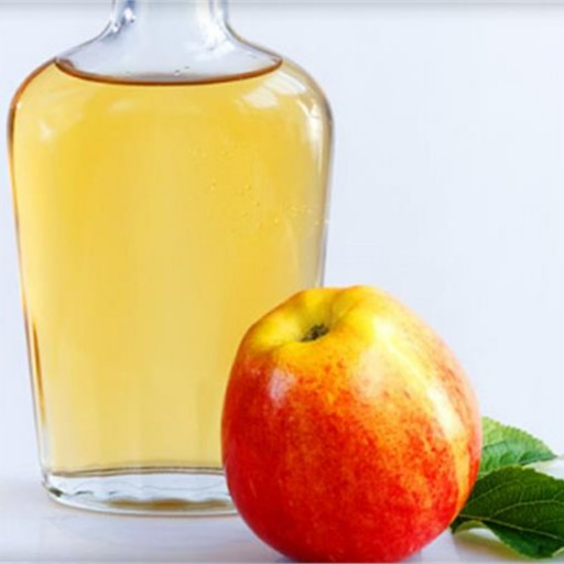 سرکه سیب خانگی یک لیتری- باسلام