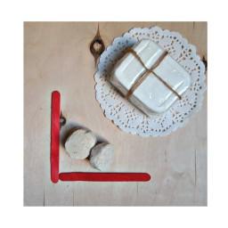 صابون سنتی سفید آب