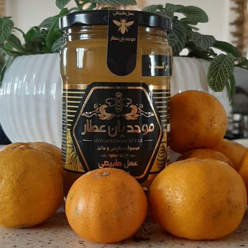 غرفهٔ عسل طبیعی موحدیان عطار