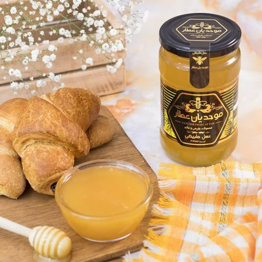عسل گون 900 گرمی رس کرده( فقط در شهر قم)- باسلام