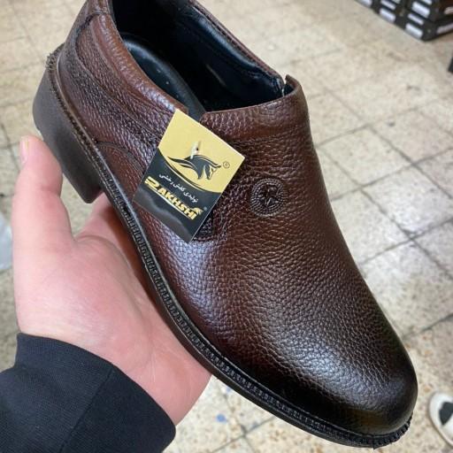 کفش مردانه بی بند- باسلام