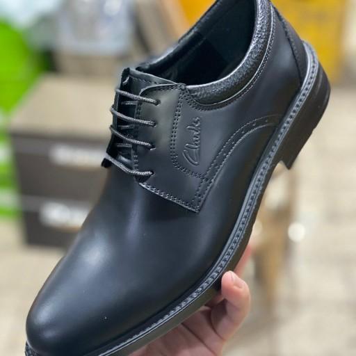 کفش مردانه چرم طبیعی- باسلام