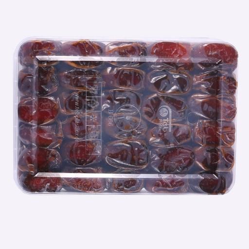 خرمای کبکاب درجه 1 کریستالی 800گرمی- باسلام