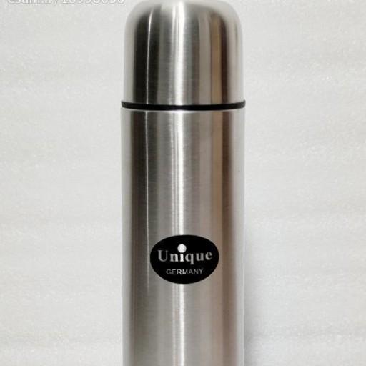 فلاسک یونیک گنجایش نیم لیتر با کیف مخصوص- باسلام