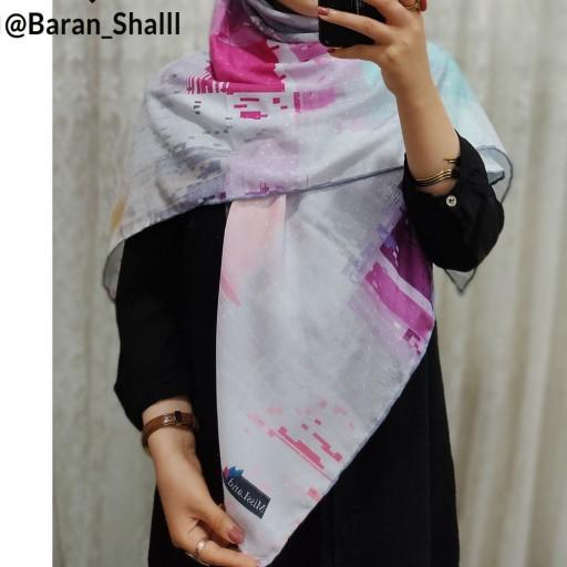 روسری نخی ال وی- باسلام
