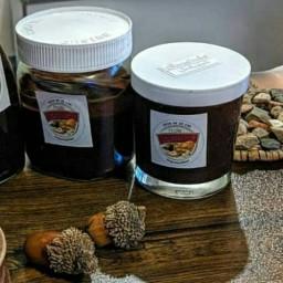 نوتلا بادام زمینی 250 گرمی(صبحانه)با بادام زمینی ایرانی