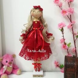 عروسک 40سانت تیلدا دست دوز