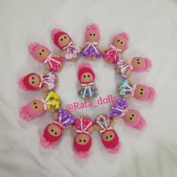 عروسک روسی 15سانتی