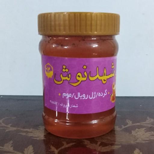 عسل کوهی استخدوس طبیعی (نیم کیلویی)- باسلام
