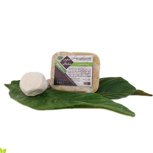 صابون روشن کننده سفیدآب و جلبک- باسلام