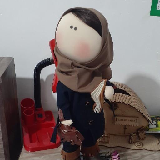 عروسک روسی خانم معلم- باسلام