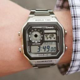 ساعت مردانه کاسیو (CASIO)