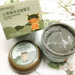 ماسک حبابی یا بابل ماسک بیوآکوا مناسب انواع پوست به خصوص پوست چرب