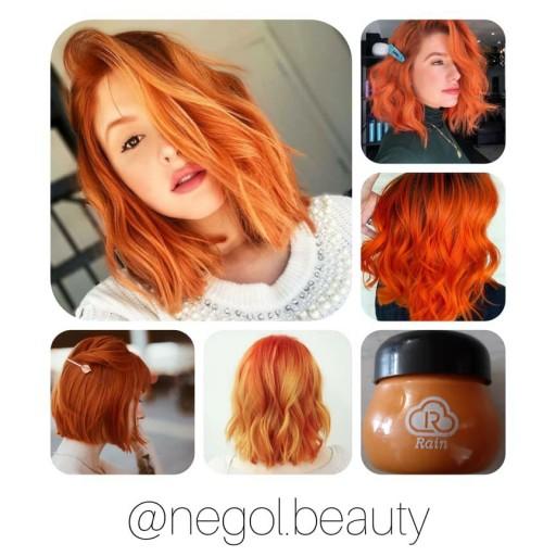 واکس موی نارنجی- باسلام