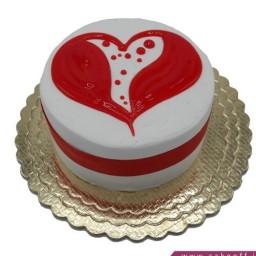 کیک تولد(یک کیلویی)