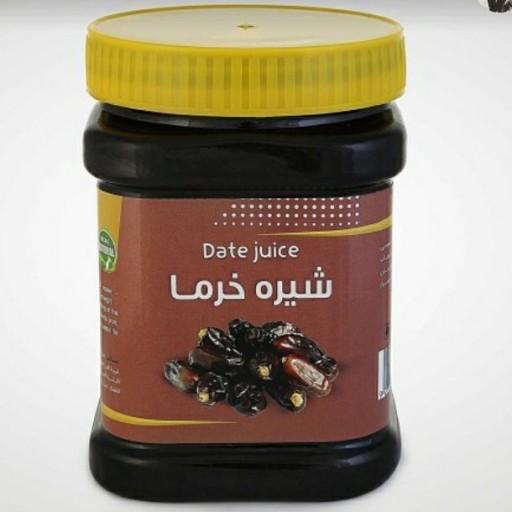 شیره خرما 5ستاره فدک (1000گرم)- باسلام