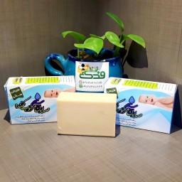 صابون مرطوب کننده و نرم کننده فدک (رفع خشکی پوست)