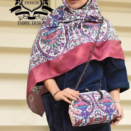 ست کیف و روسری سنتی- باسلام