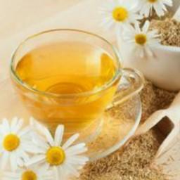 نبات ،دم نوش چای سبز و بابونه یک کیلویی