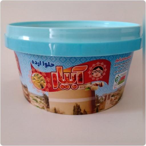 حلوا ارده ممتاز با کنجد ایرانی (750 گرمی)- باسلام
