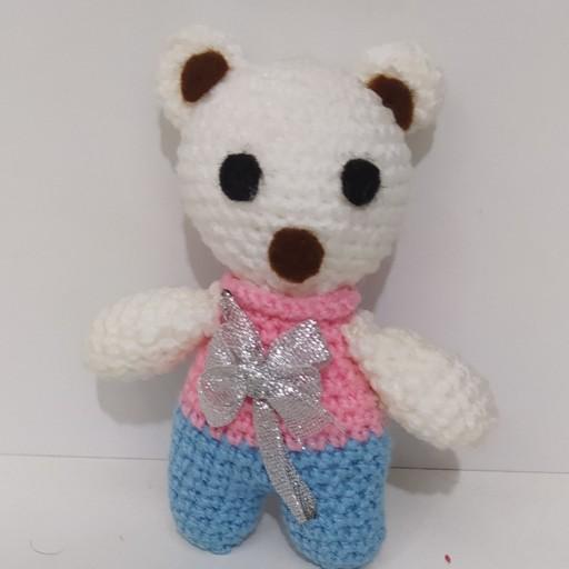 عروسک خرس کوچولو- باسلام
