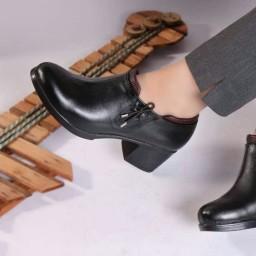 کفش زنانه زیره گلدیس اداری راحتی 5