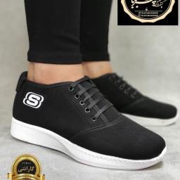 کفش اسپرت زنانه با زیره کامل دوردوخت 8