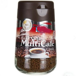 قهوه فوری کلاسیک مولتی کافه 100 گرمی
