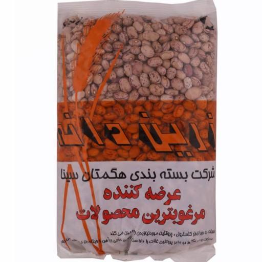 لوبیا چیتی 900گرم رجایی- باسلام