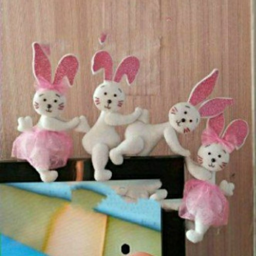 خرگوش  ال سی دی- باسلام