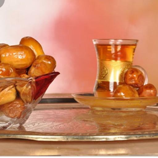 خرمای زاهدی ریز آجیلی امسالی (1500گرمی)- باسلام